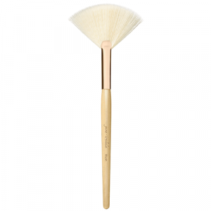 BLUSH BRUSH WHITE FAN