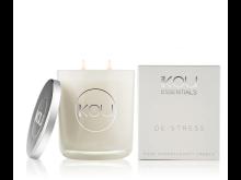IKOU ESSENTIALS CANDLE GLASS LARGE –    DE-STRESS